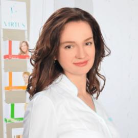 Єсауленко Олена Володимирівна