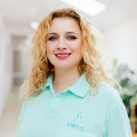 Tsepkolenko Anna Vladimirovna